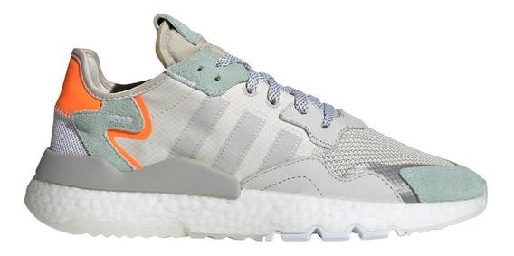 Zapatillas adidas Nite Jogger Reflectivas Gri/nar De Hombre