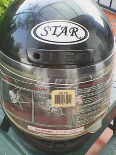 Casco Integrado Motorizado Star Remate