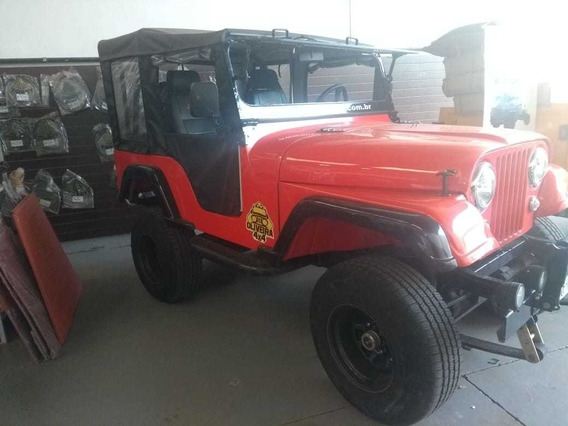 Jeep Wilhys 1960