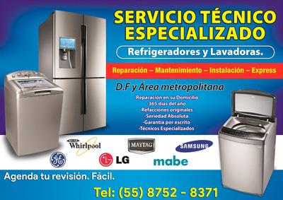 Centro De Servicio - Refrigeradores Y Lavadoras