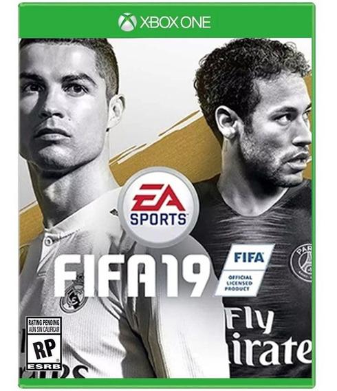 Fifa 19 Xbox One Midia Digital Offline