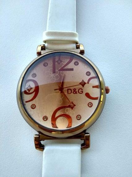 Relógio Feminino Lindo D&g Frete Grátis *promoção*