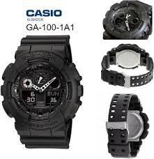 Relógio Casio Original G Shock Ga 100 1 A Prova De Água 200m