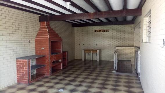Asobrado 120 M², 4 Dorms, 3wc, 4 Vaga De Garagem, Cozinha, Ref: So0051 - So0051