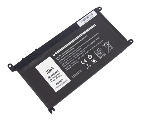 Bateria Para Notebook Dell Inspiron I14-7460 P74g Wdx0r