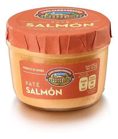 Pate Casa Tarradellas Salmon 125gr