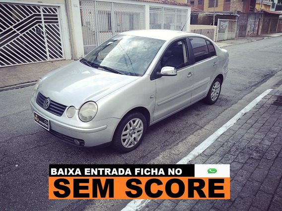 Volkswagen Polo Sedan Financiamento Sem Score