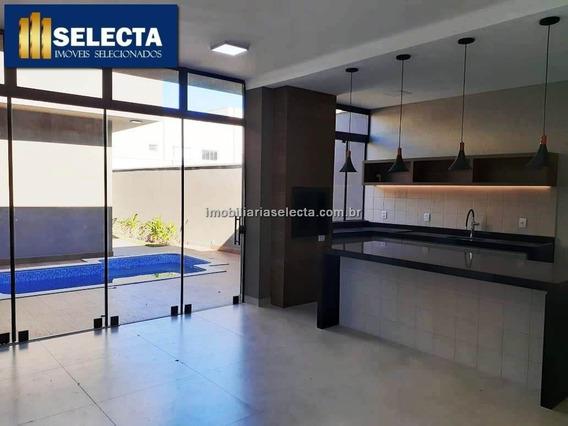 Casa De Condomínio 3 Quartos Para Venda No Condomínio Damha Vi Em São José Do Rio Preto - Sp - Ccd31030