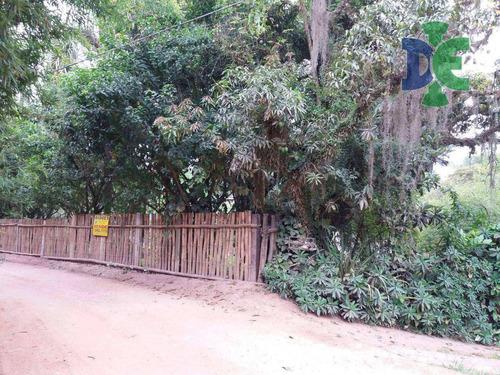 Chácara Com 3 Dormitórios À Venda, 17200 M² Por R$ 585.000 - Jardim Colinas - Jacareí/sp - Ch0066