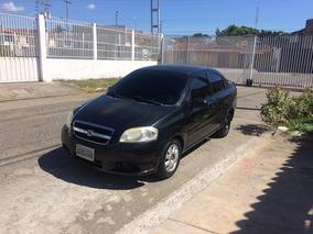 Chevrolet Aveo Lt 2011