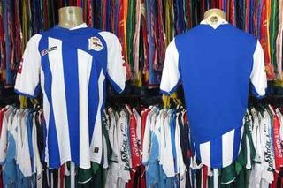 La Coruña 2011 Camisa Titular Tamanho G.