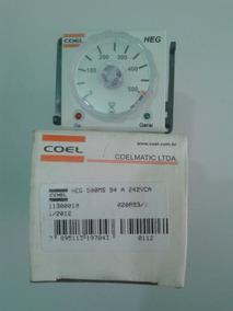 Heg 500ms Temporizador Coel 94 A 242vca