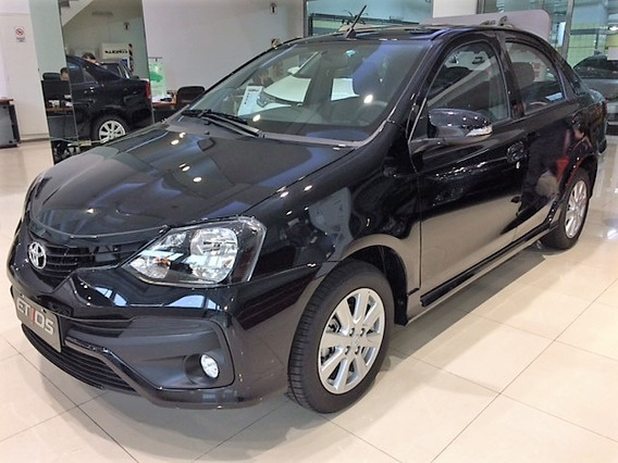 Toyota Etios 1.5 Sedan X 4 Puertas Entrega Ya!! 0 Km