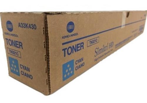 Imagen 1 de 1 de Toner Konica Minolta Tn321 Original C224/c284/c364 Cyan