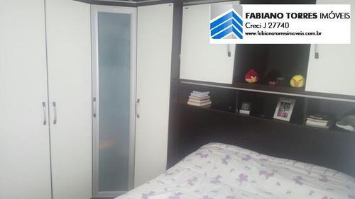 Apartamento Para Venda Em Santo André, Vila Floresta, 2 Dormitórios, 1 Banheiro, 1 Vaga - 1341_2-549783