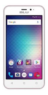 Celular Blu Grand Mini Rosa 5 8gb 5mp Nuevo Libre