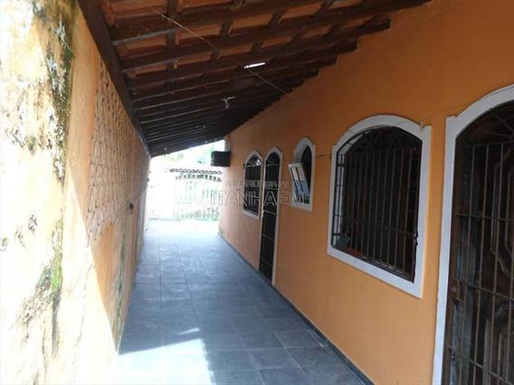 Casa Usada Para Financiar Em Itanhaém.