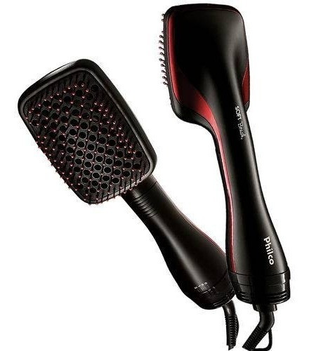 Escova Modeladora Philco Soft Brush 1200w 110v