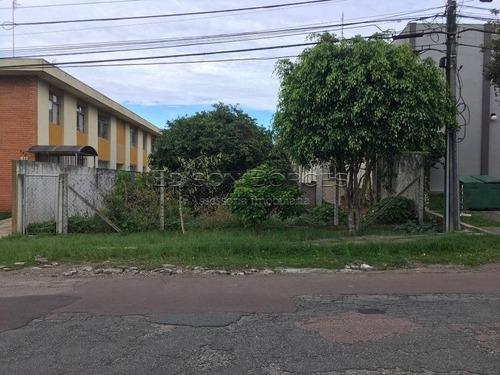 Terreno À Venda Com 720m² Por R$ 850.000,00 No Bairro Bacacheri - Curitiba / Pr - Eb+11517