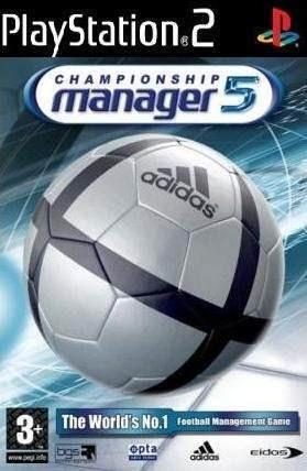 Championship Manager 5 - Ps2 Patch +encarte