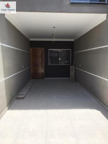 Sobrado A Venda No Bairro Vila Gustavo Em São Paulo - Sp.  - A553-1