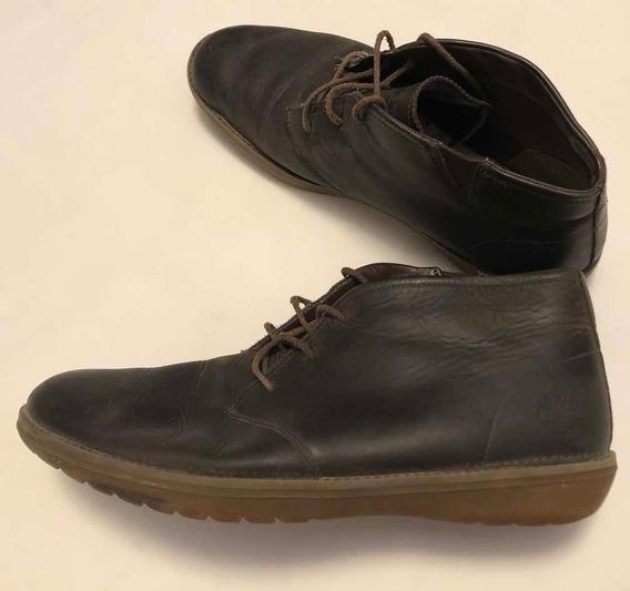 Zapatos Timberland Botas Borcegos Cuero Talle Us13 Uk12.5