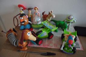 Toy Story Pixar Disney Rex Buzz Pastora Jessie Woody Rc