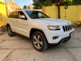 Jeep Grand Cherokee 3.6 Limited Lujo V6 4x2 2015 Led Qc