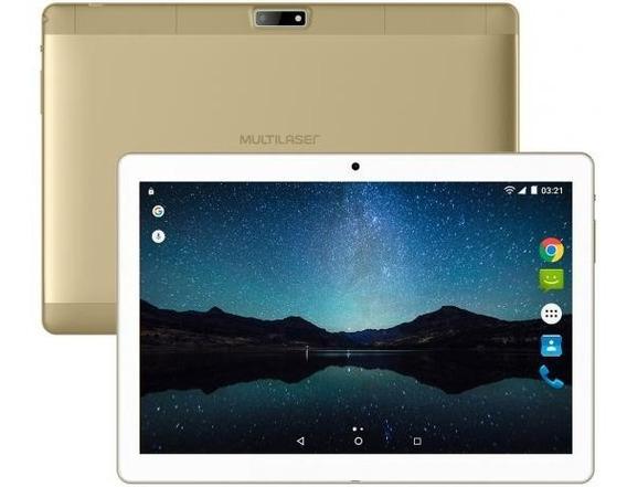 Tablet 10 Polegadas Multilaser M10a Lite - Android 7.0