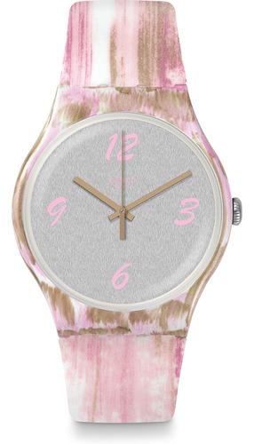 Relógio Swatch Pinkquarelle - Suow151