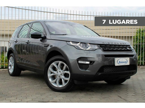 Land Rover Discovery Sport Si4 Hse 7l