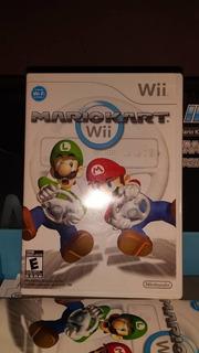 Wii Mario Kart De Nintendo