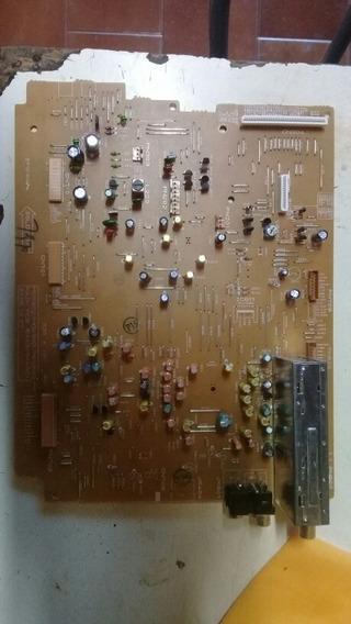 Placa Principal Do Som Lg Mcd502