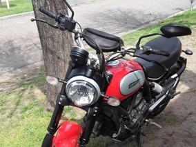 Ducati Scrambler Icon 800 Cc Impecable! Unico Dueño