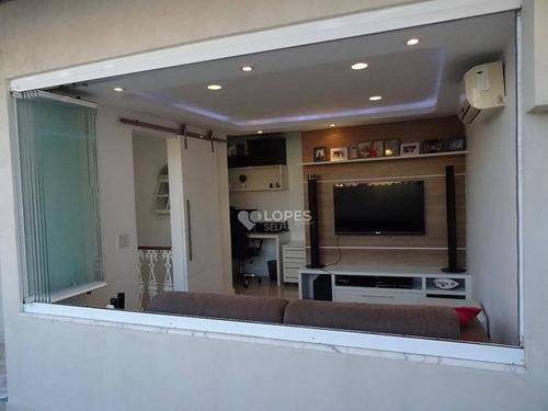 Cobertura Com 3 Quartos, 160 M² Por R$ 790.000 - Santa Rosa - Niterói/rj - Co2888