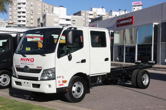 Hino - Miembro De Grupo Toyota - 816 Doble Cabina