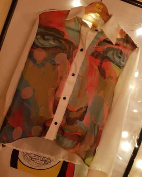 Camisa Diseño De Autor