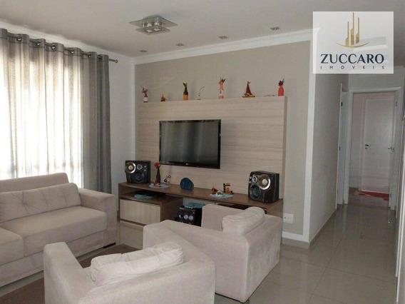 Apartamento Com 3 Dormitórios À Venda, 94 M² Por R$ 695.000,00 - Centro - Guarulhos/sp - Ap12297