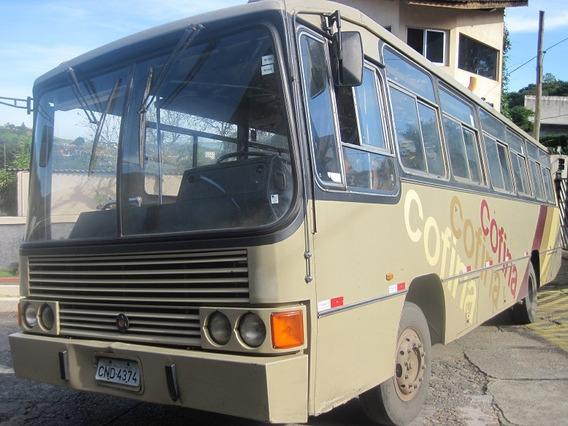 Ônibus - Mercedes-benz - L 1313 (om 352) - Ano: 1986/1987
