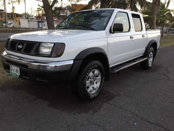 Nissan Frontier 2000 3.3l Xe 4x2 At