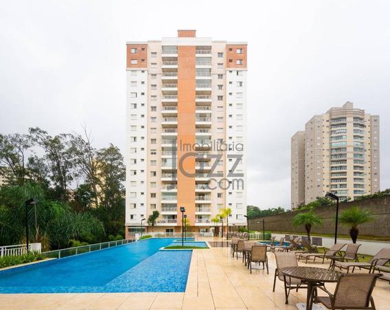 Apartamento Residencial À Venda, Parque Prado, Campinas. - Ap0907