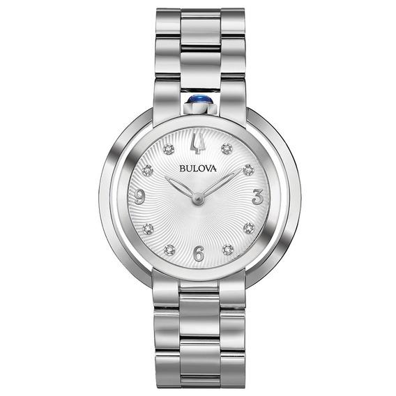 Relógio Feminino Bulova Rubaiyat 96p184