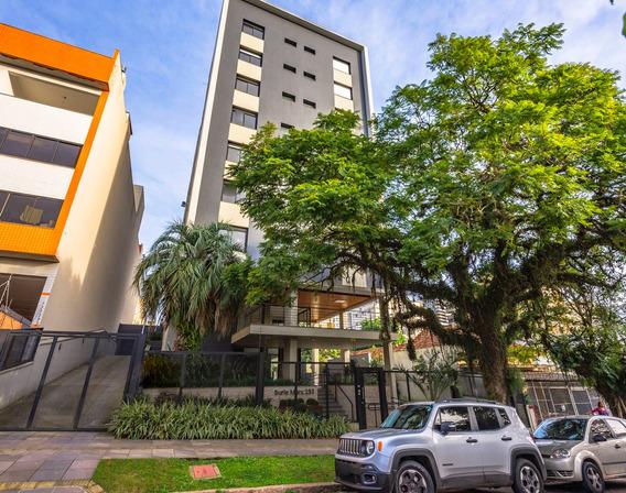 Apartamento Em Bom Jesus Com 2 Dormitórios - Rg1296
