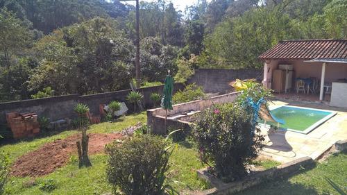 Casa Residencial À Venda, Chácara Roselândia, Cotia - Ca1690. - Ca1690