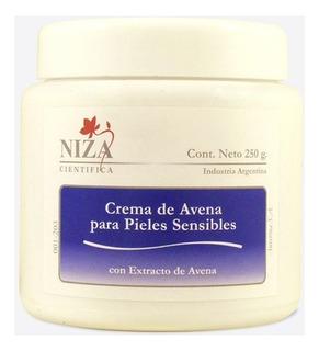 Niza Cosmetica Crema Avena Piel Sensible X 250