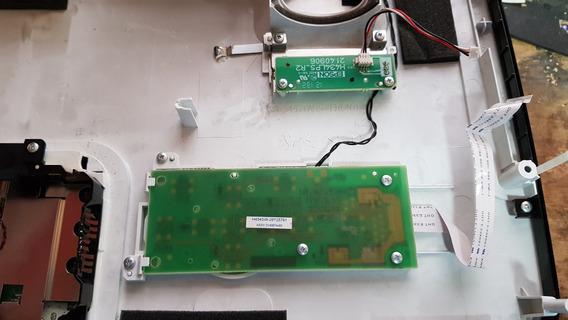 Placa Painel Projetor Epson W12 W12+ Com Cabo Flat