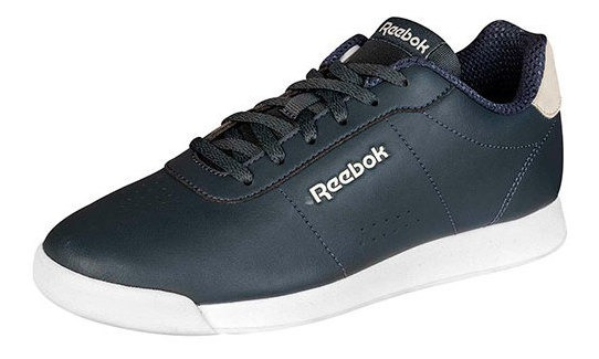 Reebok Sneaker Formal Niño Gris Ortholite Royal Btk91329
