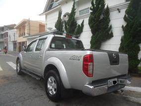 Nissan Frontier 2.5 Le Cab. Dupla 4x4 4p Turbo Diesel 2011
