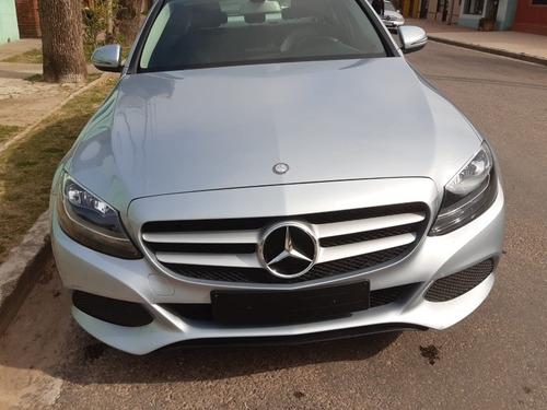 Mercedes-benz Clase C 1.8 C200 City Edition B.eff At 2016