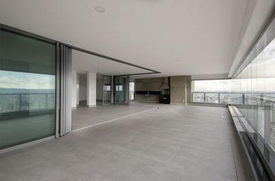 Apartamento Em Vila Gomes Cardim, São Paulo/sp De 374m² 4 Quartos À Venda Por R$ 6.450.000,00 - Ap260816